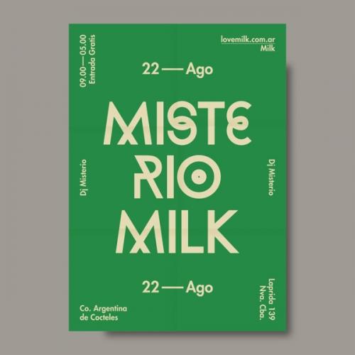 MISTERIO MILK