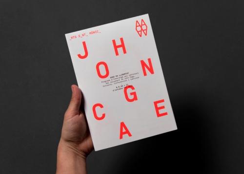 Arts Santa Mònica - John Cage