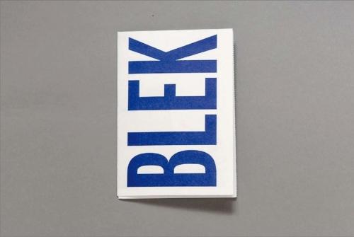 Blek (leaflet)