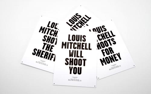 Louis Mitchell — Identity
