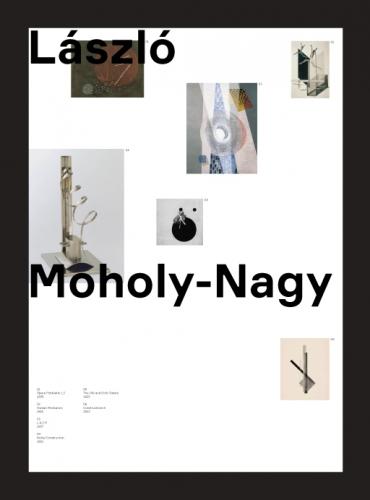 László Moholy-Nagy poster