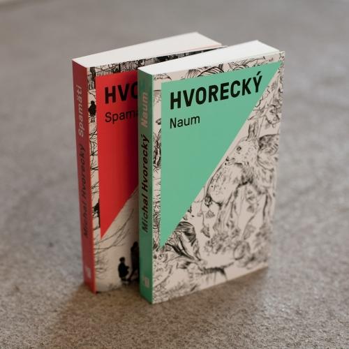Edícia knižiek Michala Hvoreckého
