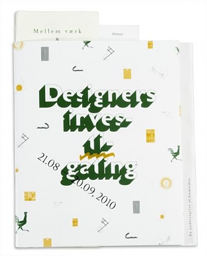 Designers Investigating