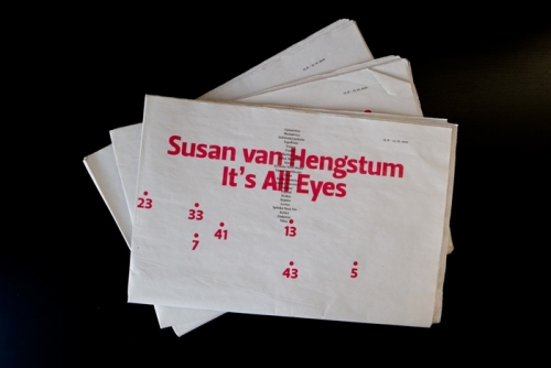 Susan van Hengstum — It's All Eyes