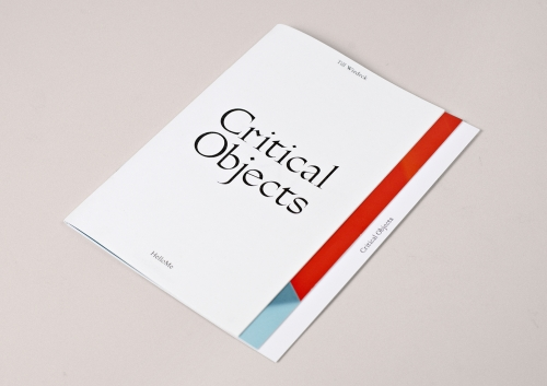 Critical Objects Catalogue