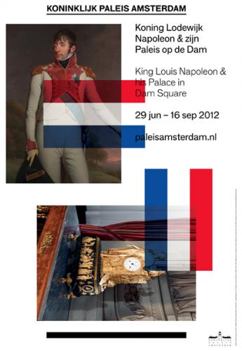 Koning Lodewijk Napoleon & zijn Paleis op de Dam