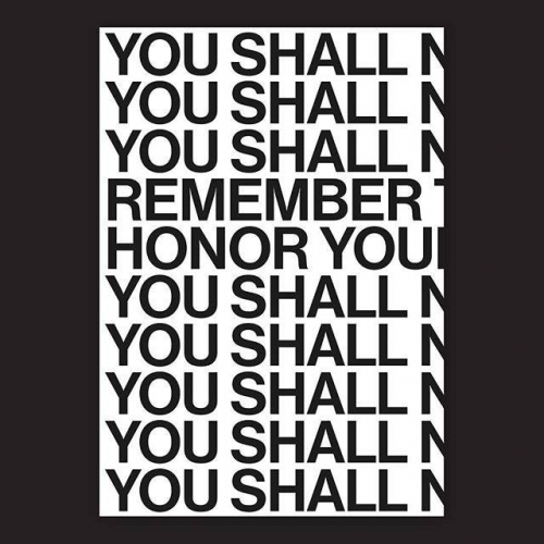 You Shall (10 Lines)