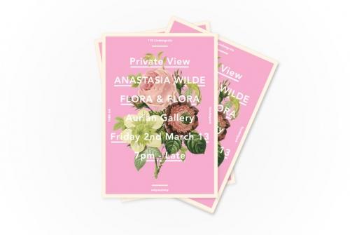 Anastasia Wilde – Flora & Flora