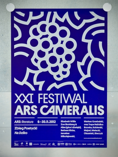 XXI Festiwal Ars Cameralis