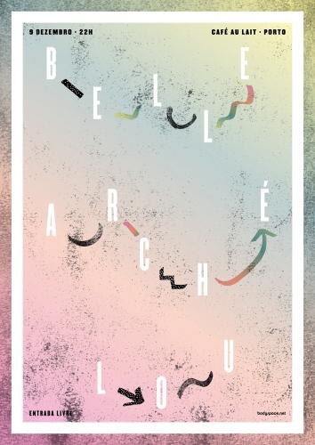 Bodyspace - concert posters 2014 III