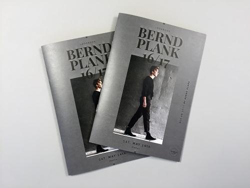 Bernd Plank A/W 17