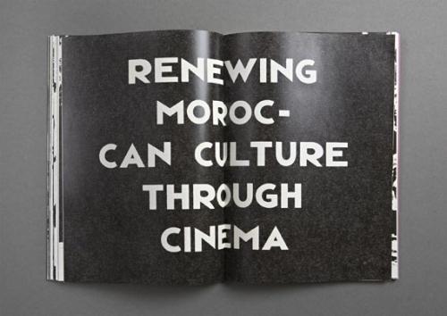 Annual Report Cinémathèque de Tanger