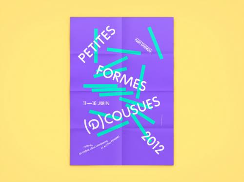 Petites Formes (D)cousues, 2012