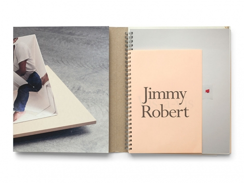 Jimmy Robert Vis-à-vis Exhibition