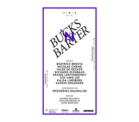 BUCKS`N BARTER