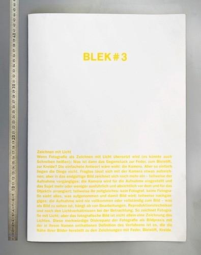 BLEK #3 (book)