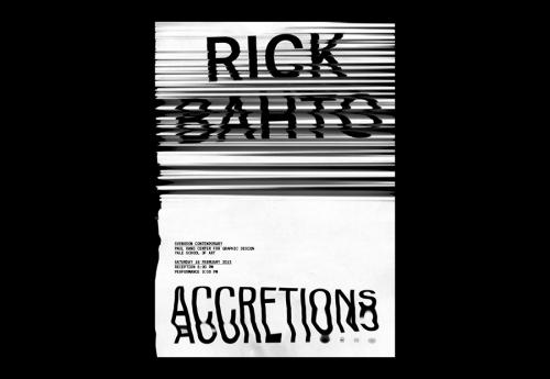 Rick Bahto Accretions