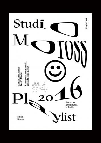 Studio Moross Playlist 2016