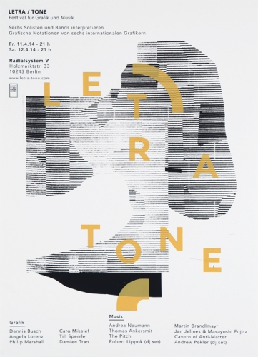 Letra-Tone Festival