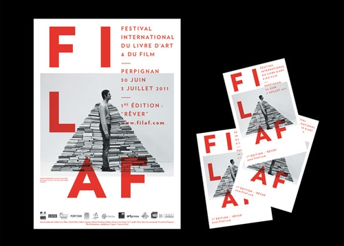 FILAF Poster and postcards