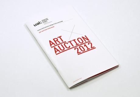 Art Auction 2012 catalogue