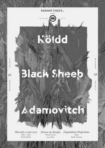 Köldd Black Sheep Adamovitch