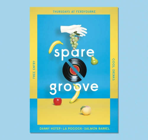 Spare Groove