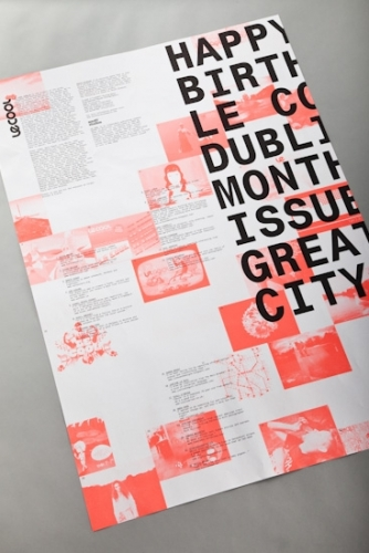 lecool/exhibition poster