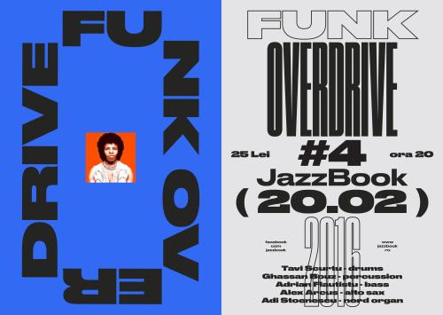 Funk Overdrive #4