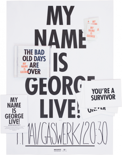 My Name Is George