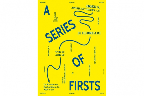 A Series of Firsts