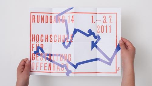 Rundgang 2011 - with Marie Schoppmann