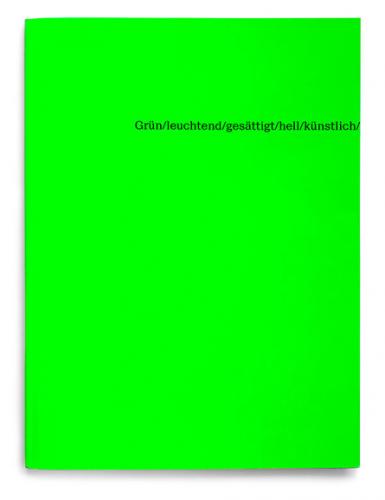 Grün, leuchtend, gesättigt, hell, künstlich