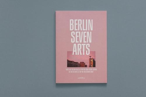 Berlin 7 Arts Folder