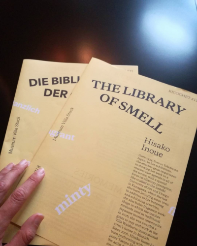 The Library of Smell
