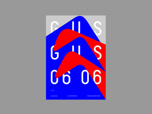 Club Hémisphère posters
