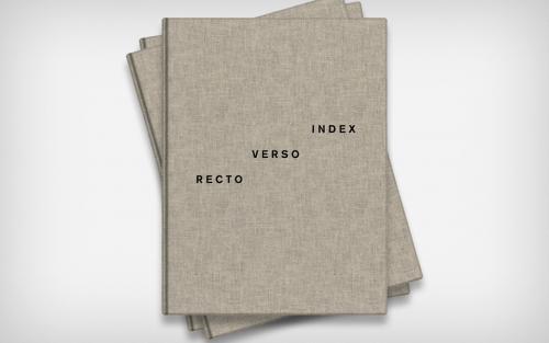 Recto Verso Index