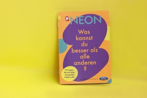 NEON #11: 99 Fragen