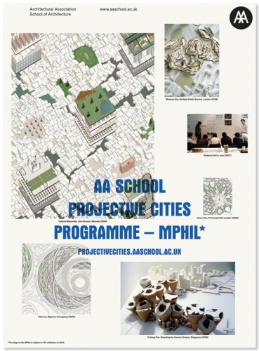 Projective Cities