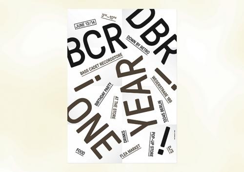BCR/DBR One year!
