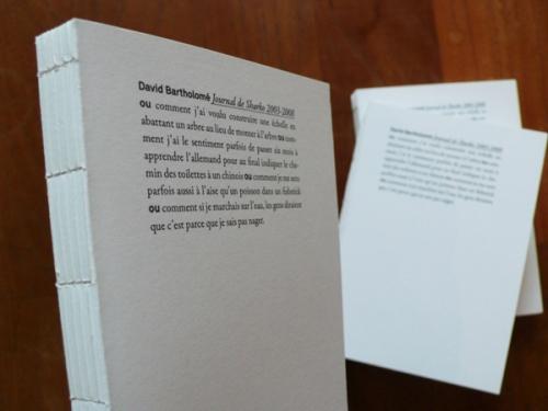 Sharko's diary