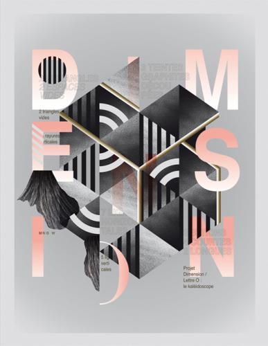 D/I/M/E/N/S/I/O/N The kaleidoscope