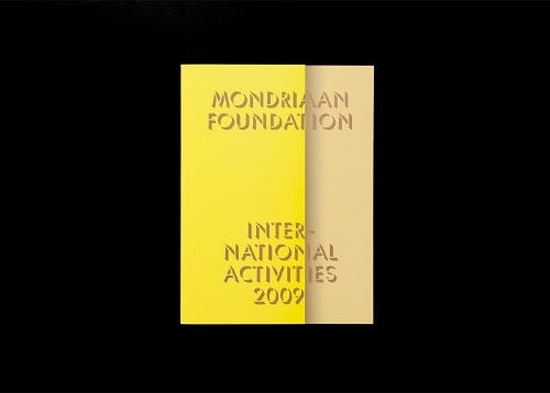 Mondriaan Foundation, Annual Report