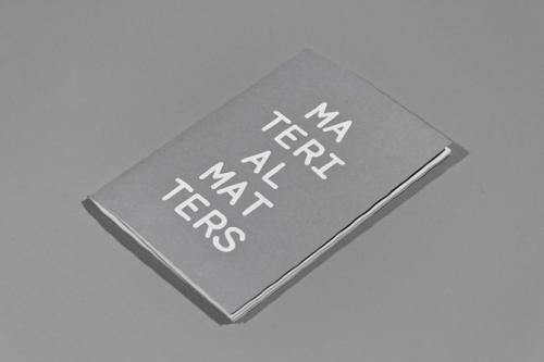 EWX : Material Matters