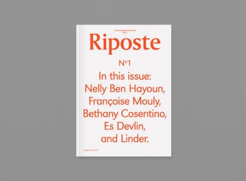 Riposte Magazine