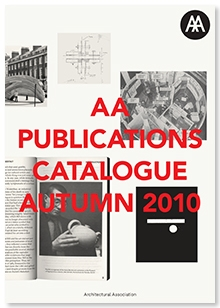 AA Publications Catalogue 2010/11