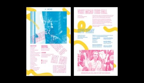 MCAD Printed Ephemera