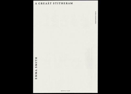 A Greaât Stitheram Score Performed at Lincoln's...