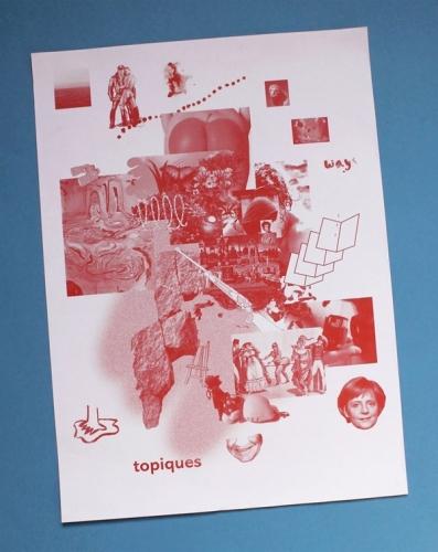 Topiques poster