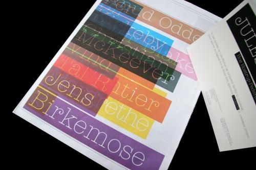 Hostrup-Pedersen & Johanson's lithography atelier